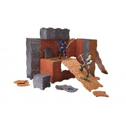 Fortnite playset Turbo Builder avec figurines