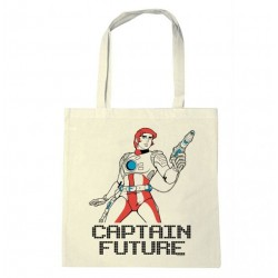 Captain Future sac shopping