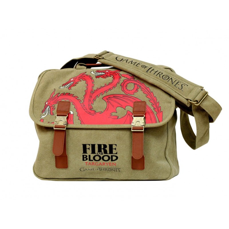 Game of Thrones sac à bandoulière Targaryen
