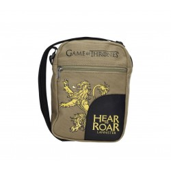 Game of Thrones sac à bandoulière mini Lannister 17 x 23 cm