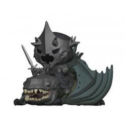 Le Seigneur des Anneaux POP! Rides Vinyl figurine Witch King & Fellbeast 15 cm