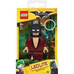 Lego Batman Movie mini lampe de poche avec chaînette Kimono Batman