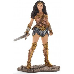 Batman v Superman figurine Wonder Woman 10 cm