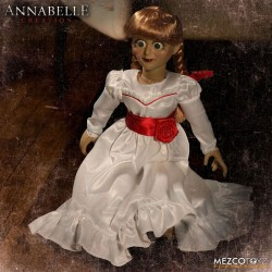 Annabelle 2 La Création du mal réplique poupée Annabelle 46 cm Mezco Toyz Pré-commandes