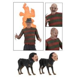 La Revanche de Freddy figurine Ultimate Part 2 Freddy 18 cm
