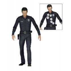 Terminator Genisys figurine T-1000 Police Disguise