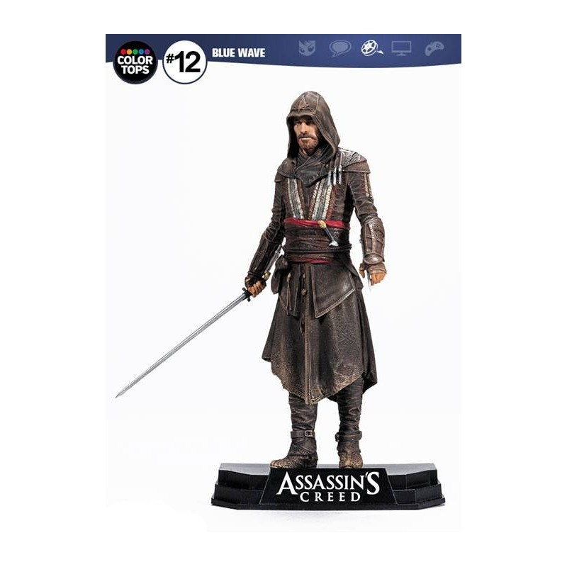 Assassin's Creed figurine Color Tops Aguilar 18 cm