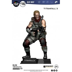 Titanfall 2 figurine Color Tops Blisk 18 cm
