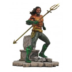 Aquaman DC Movie Gallery statuette Aquaman 23 cm