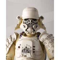Star Wars figurine MMR Kanreichi Ashigaru Snowtrooper Tamashii Web Exclusive 17 cm