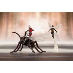 Marvel Comics statuette PVC Avengers Series ARTFX+ 1/10 Astonishing Ant-Man & Wasp 19 cm