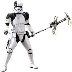 Star Wars Episode VIII statuette PVC ARTFX+ 1/10 First Order Stormtrooper Executioner 27 cm
