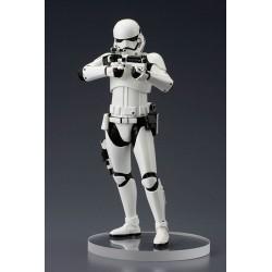 Star Wars Episode VII pack 2 statuettes PVC ARTFX+ First Order Stormtrooper 18 cm