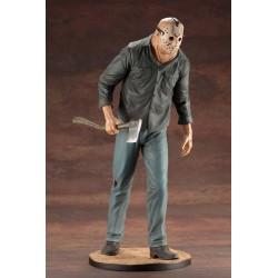 Meurtres en 3 dimensions statuette PVC ARTFX 1/6 Jason Voorhees 28 cm