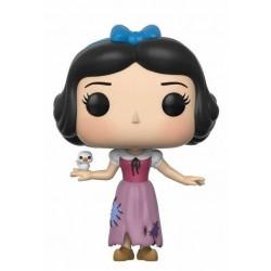 Blanche Neige et les Sept Nains POP! Disney Vinyl figurine Blanche Neige (Maid Outfit) 9 cm