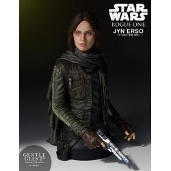 Star Wars Rogue One buste 1/6 Jyn Erso (Seal Commander) 16 cm