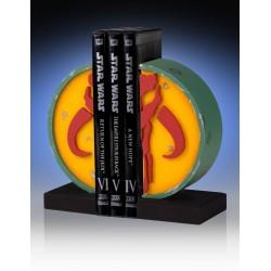 Star Wars serre-livres Mandalorian Logo 11 cm