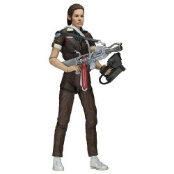 Alien Serie 6 Alien Isolation Ripley Jumpsuit 18cm