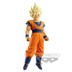 Dragonball Super statuette PVC SCultures Big Budoukai Super Saiyan 2 Goku 17 cm