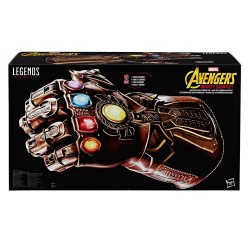 Marvel Legends gant électronique articulé Infinity Gauntlet Hasbro Tout L'univers Marvel