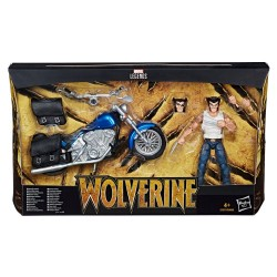 Marvel Legends Series 2018 Wolverine & sa moto