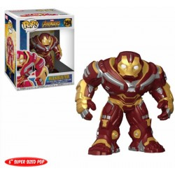 Avengers Infinity War Super Sized POP! Movies Vinyl figurine Hulkbuster 15 cm