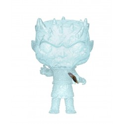 Game of Thrones POP! Television Vinyl figurine Crystal Night King w/Dagger in Chest 9 cm