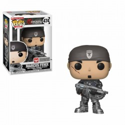 Gears of War POP! Games Vinyl Figurine Marcus 9 cm