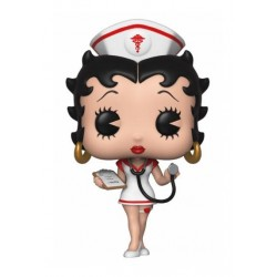 Betty Boop Figurine POP! Animation Vinyl Betty Boop Nurse 9 cm