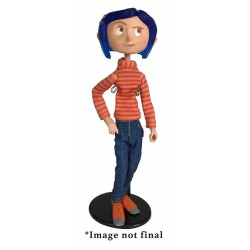 Coraline figurine Coraline in Striped Shirt and Jeans 18 cm