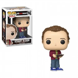 The Big Bang Theory POP! TV Vinyl figurine Stuart 9 cm