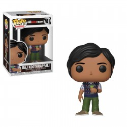 The Big Bang Theory POP! TV Vinyl figurine Raj 9 cm