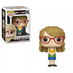 The Big Bang Theory POP! TV Vinyl figurine Bernadette 9 cm Funko Big Bang Theory