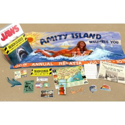 Les Dents de la mer coffret cadeau Amity Island Summer of 75