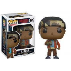 Stranger Things POP! TV Vinyl Figurine Lucas 9 cm