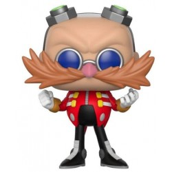 Sonic The Hedgehog POP! Games Vinyl figurine Dr. Eggman 9 cm