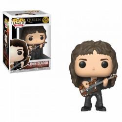 Queen POP! Rocks Vinyl Figurine John Deacon 9 cm Funko Musique