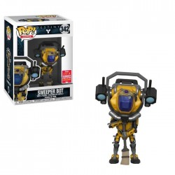 Destiny POP! Vinyl figurine Sweeper Bot Summer Convention 2018