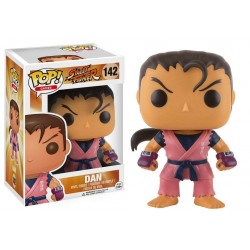 Street Fighter POP! Games Vinyl Figurine Dan 9 cm