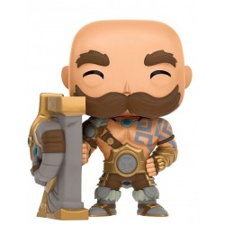 League of Legends Figurine POP! Games Vinyl Braum 9 cm