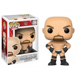 WWE Wrestling POP! WWE Vinyl figurine Goldberg 9 cm