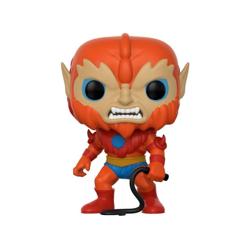 Masters of the Universe Figurine POP! Television Vinyl Beast Man 9 cm