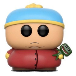 South Park POP! TV Vinyl figurine Cartman with Clyde 9 cm