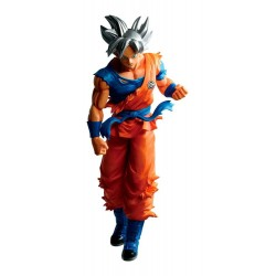 Dragon Ball Heroes statuette PVC Ichibansho Son Goku (Ultra Instinct) 25 cm