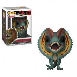 Jurassic Park POP! Movies Vinyl figurine Dilophosaurus 9 cm