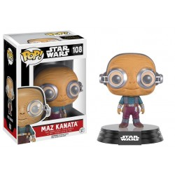 Star Wars Episode VII POP! Vinyl Bobble Head Maz Kanata 9 cm