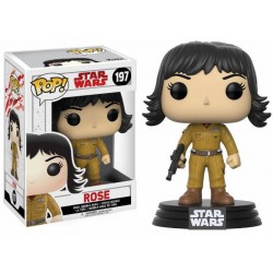 Star Wars Episode VIII POP! Vinyl Bobble Head Rose 9 cm