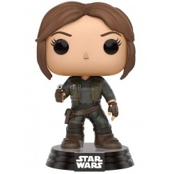 Star Wars Rogue One POP! Vinyl Bobble Head Jyn Erso 9 cm