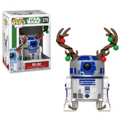 Star Wars POP! Vinyl Bobble Head Holiday R2-D2 8 cm