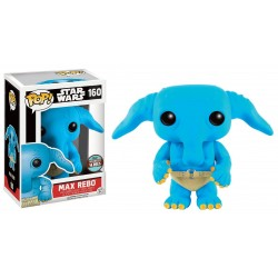 Star Wars POP! Vinyl Bobble Head Speciality Series Max Rebo 9 cm